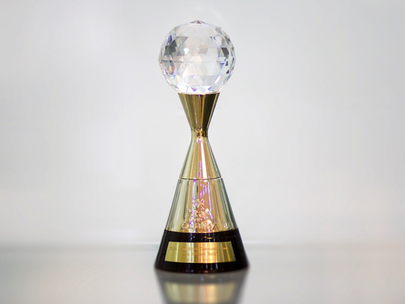 «Asia Alliance Bank» has received the International Prize of «International Star for Leadership in Quality» in 2012
